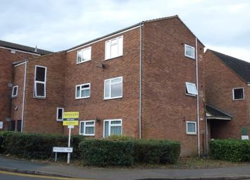 Thumbnail 1 bed flat for sale in Walkers Way, Syston, Leicester, Leicestershire