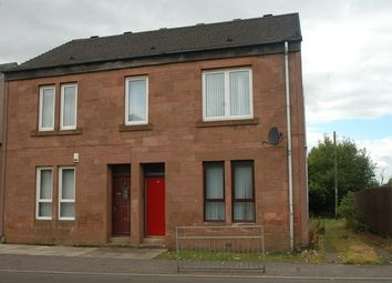 Thumbnail 2 bed flat to rent in Kirklee Road, Bellshill, North Lanarkshire