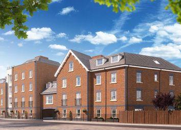 Thumbnail 2 bed flat for sale in Bridge Street, Walton On Thames