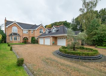 Thumbnail 6 bed detached house for sale in Groby Place, Altrincham