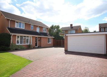 Thumbnail 4 bed detached house for sale in Bridgehill Close, Guildford