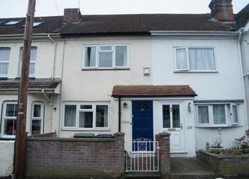 Thumbnail 2 bed terraced house to rent in Coronation Road, Basingstoke