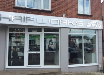 Thumbnail Retail premises for sale in Hambledon Road, Denmead, Waterlooville