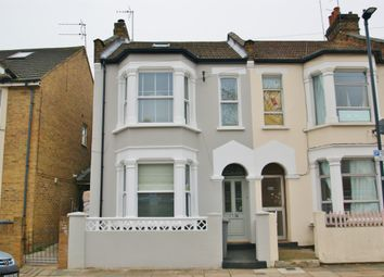 Thumbnail 4 bed end terrace house to rent in Northcote Road, London