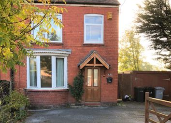 Thumbnail 3 bed semi-detached house to rent in Middlewich Road, Crewe