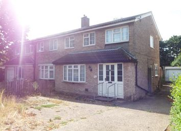 Thumbnail 3 bed semi-detached house for sale in Hydean Way, Stevenage, Hertfordshire, England