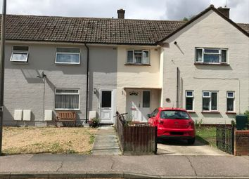 Thumbnail 2 bed terraced house for sale in 13A Boadicea Way, Colchester, Essex