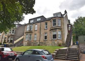 Thumbnail 2 bed flat for sale in Old Inverkip Road, Greenock