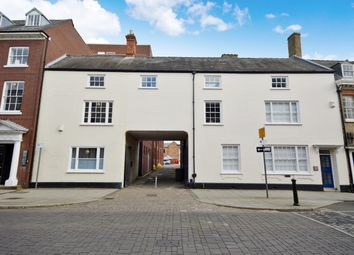 Thumbnail 2 bed town house for sale in King Street, Kings Lynn, Norfolk