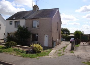 Thumbnail 2 bed semi-detached house for sale in Ness Road, Burwell, Cambridge