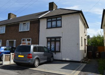 Thumbnail 2 bed end terrace house for sale in Babington Road, Becontree, Dagenham