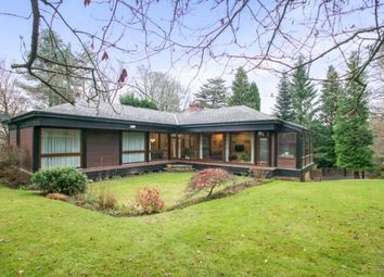 Thumbnail 5 bed detached house for sale in Chelford Road, Prestbury, Macclesfield, Cheshire