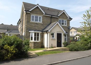 Thumbnail 3 bed semi-detached house for sale in Bluehills Lane, Lower Cumberworth, Huddersfield