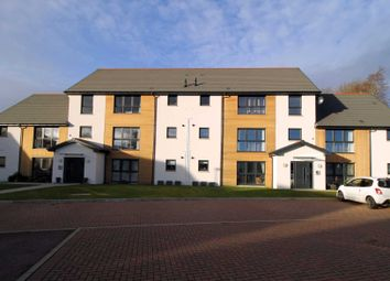 Thumbnail 2 bed flat for sale in Brander Gardens, Forres