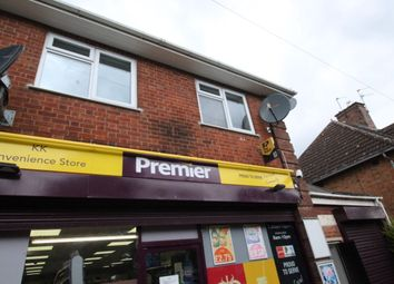 Thumbnail 4 bed flat to rent in Redmarle Road, Leicester