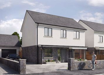 Thumbnail 4 bedroom detached house for sale in Gower Road, Upper Killay, Swansea