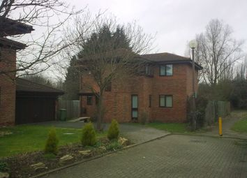 Thumbnail 4 bed detached house to rent in Downhead Park, Milton Keynes