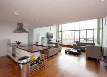 Thumbnail 2 bed flat to rent in Union Wharf, 23 Wenlock Road, London