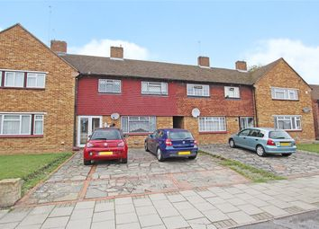 Thumbnail 3 bed terraced house for sale in Kedleston Drive, Poverest, Kent