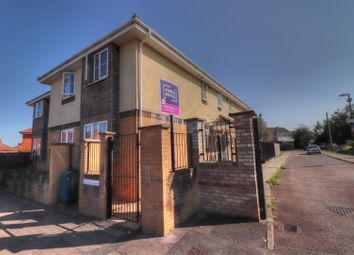 Thumbnail 1 bed flat for sale in Hartcliffe Road, Bristol