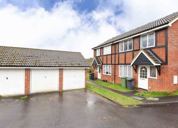 Thumbnail 3 bed end terrace house for sale in Warblington Close, Tadley