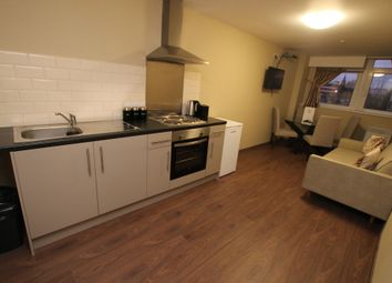 Thumbnail 2 bed flat to rent in Stanley Road, Liverpool