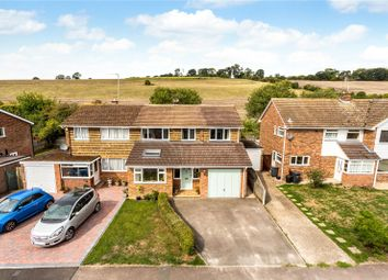 Thumbnail 4 bed semi-detached house for sale in Stratford Drive, Wooburn Green, Buckinghamshire