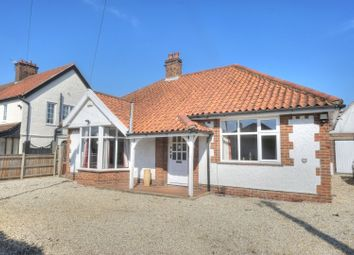 3 bed detached bungalow for sale in Reepham Road, Norwich NR6