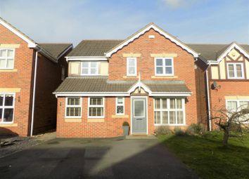 Thumbnail 4 bed detached house for sale in Sandpiper Close, Bingham, Nottingham