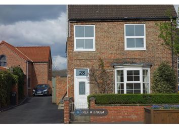 Thumbnail 4 bed semi-detached house to rent in Long Street, Thirsk