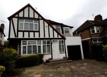 Thumbnail 4 bed detached house for sale in Parkside Drive, Edgware, Middlesex
