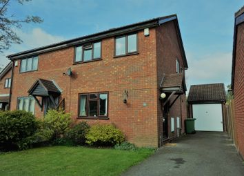 Thumbnail 3 bed semi-detached house for sale in Eastbury Drive, Solihull