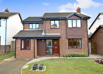 Thumbnail 5 bed detached house for sale in Ashgrove Croft, Kippax, West Yorkshire