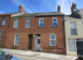 Thumbnail 2 bed terraced house for sale in 55 St James Street, Narberth, Pembrokeshire