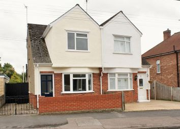 Thumbnail 2 bedroom semi-detached house for sale in Lower Park Road, Brightlingsea, Colchester