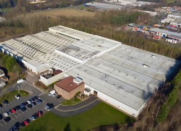 Thumbnail Warehouse for sale in Warehouse Facility, Harcourt, Telford, Shropshire