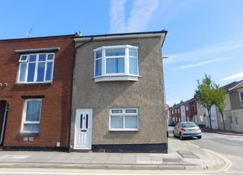 Thumbnail 2 bed end terrace house to rent in Twyford Avenue, Portsmouth