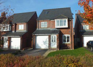 Thumbnail 5 bed detached house for sale in Lacock Gardens, Hilperton, Trowbridge, Wiltshire