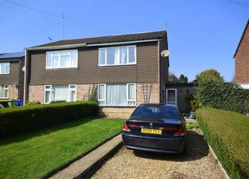 Thumbnail 4 bed semi-detached house for sale in Bailey Brook Close, Roade, Northampton