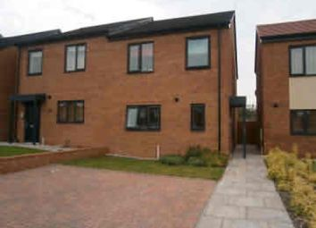 Thumbnail 3 bed semi-detached house to rent in Pype Hayes Road, Pype Hayes, Birmingham