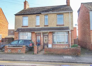 Thumbnail 4 bed semi-detached house to rent in Bunyan Road, Kempston, Bedford