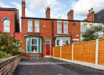 Thumbnail 3 bedroom terraced house for sale in Cemetery Road, Leeds, West Yorkshire