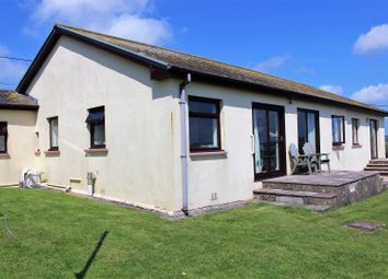 Thumbnail 4 bed bungalow for sale in Newgale, Haverfordwest