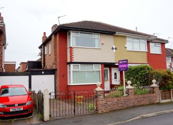 Thumbnail 2 bedroom semi-detached house for sale in Keston Avenue, Manchester