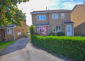 Thumbnail 2 bed semi-detached house for sale in Epping Gardens, Sothall, Sheffield