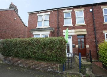 Thumbnail 3 bedroom semi-detached house for sale in Sandringham Avenue, Forest Hall, Newcastle Upon Tyne