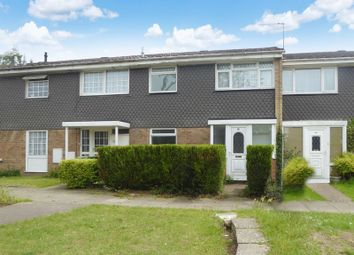 Thumbnail 3 bed terraced house for sale in Greenfield Close, Dunstable