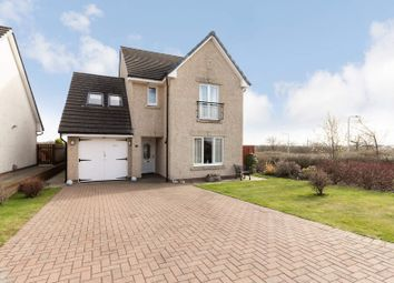 Thumbnail 4 bed detached house for sale in 52 Sandpiper Gardens, Dunfermline
