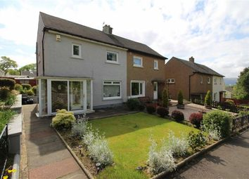Thumbnail 2 bed semi-detached house for sale in Langhouse Road, Inverkip Greenock, Renfrewshire