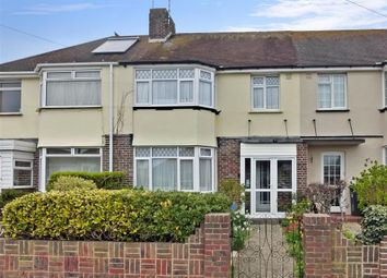 Thumbnail 3 bed terraced house for sale in Keymer Crescent, Goring-By-Sea, Worthing, West Sussex